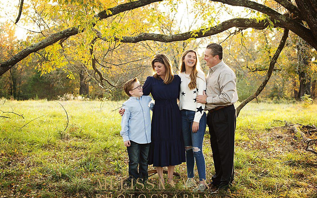 The Etchelecu Family | Longview, TX Family Portrait Photographer
