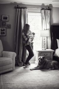 Longview-Newborn-Photographer-Photo_5817_BW